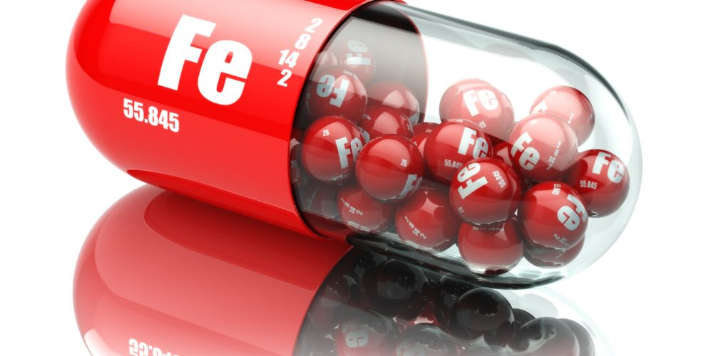 medicatia in Anemia feriprivă