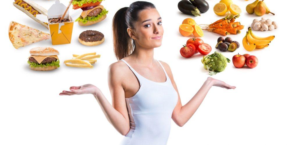 alimentaţia acidă