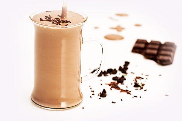 smoothie ciocolata